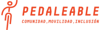 Pedaleable Logo